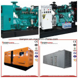Neuester Generator-einfacher Bewegungs-Schlussteil-elektrischer Dieselgenerator des Entwurfs-2017 hergestellt durch China-Manufaktur