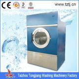Matériel de séchage de plein hôpital d'acier inoxydable, machine de séchage de la dégringolade 100kg