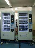 com o petisco combinado do preço e a máquina de Vending fria LV-205f-a da bebida