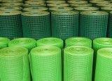 Acoplamiento de alambre soldado cubierto PVC en ventas