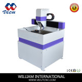 Mini máquina de trituração do mármore/alumínio/cobre do CNC (VCT-6040)