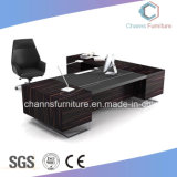 Stilvoller Büro-Möbel-Computer-Schreibtisch-leeres Anfangsetikett