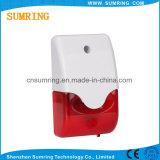 Sirena piezo-elettrica dello stroboscopio dell'allarme del fornitore della Cina