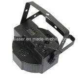 Proyector de la etapa de la luz 18 *0.5W LED de la IGUALDAD del RGB LED con la cubierta plástica DMX512