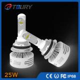 C6 LEDの自動車の付属品ランプH4 H7車ライトヘッドライト4WD