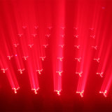 Indicatore luminoso capo mobile del grande fascio dell'occhio K10 LED con lo zoom