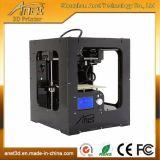 Imprimante 2017 de bureau d'Anet Anet 3D avec le fabriquant-fournisseur acrylique de la Chine d'imprimante de la couverture DIY 3D