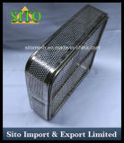 Bandejas/cestas de la asistencia médica del acero inoxidable
