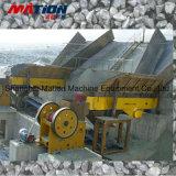 Zsw振動の石造りパレット送り装置