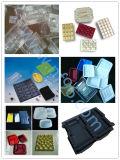 Высокоскоростная автоматическая пластичная упаковка кожи/вися упаковка/внутренний вакуум волдыря упаковки/упаковки External/конца формируя машину