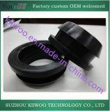 Peças da borracha de silicone da alta qualidade da tampa e da bucha abundantes