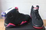 La zapatilla de deporte del deporte de Oreo del carmín calza los 6 zapatos de baloncesto retros