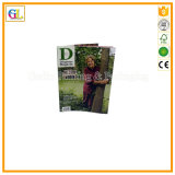 Guangzhou High Quality Softcover Book / Catalogue / Magazine Printing