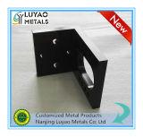 CNC хорошего качества подвергая механической обработке для алюминиевой плиты с красный анодировать