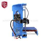 기계를 인쇄하는 가족 교육과 디자인 3D