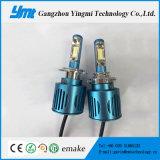 auto farol do diodo emissor de luz H4 da lâmpada do farol 25W para o acessório do carro