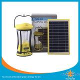 Acampamento solar portátil novo de Degin/lanterna Emergency para a HOME, ao ar livre