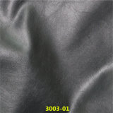Pelle Classic Design resistente all'abrasione rilievo sintetico PU per divano Mobili