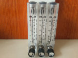 Ротаметры счетчиков- расходомеров воды самого большого ряда подачи пластичные