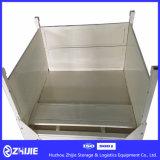 Паллет коробки складного металла стальной