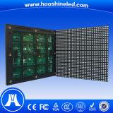 Bon écran polychrome extérieur P6 de la dissipation thermique SMD3535 DEL