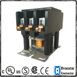 Niedriger aktueller elektrischer definitiver Zweck Wechselstrom-Kontaktgeber 24V drei Pole