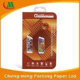 Caisse d'emballage colorée claire personnalisée neuve de mémoire de PVC du plastique 2016