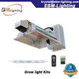 Рефлектор законченный двойником DIY СИД 600W 630 CMH/HPS растет светлый набор