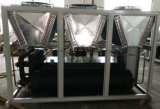 refrigeratore dei sistemi a acqua del rotolo raffreddato aria industriale 50HP per acqua di raffreddamento