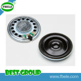 Fbf28-1t heißer Verkauf 28mm 8 Ohm-preiswerterer Plastik-Lautsprecher (FBELE)