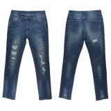 人のデニム(MYX14)の良質の衣服の工場