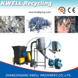 De vlakke Prijs van de Ontvezelmachine van de Schacht van de Snijder Enige Kleine Plastic voor Verkoop
