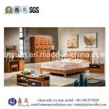 Qualitäts-lederne Bett-China-Hotel-Schlafzimmer-Möbel (SH-015#)