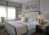 Lederne hölzerne 4 und Fünf-Sternehotel-Schlafzimmer-Möbel-Set