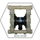 Bomba de diafragma neumática Rd40 (plástico)