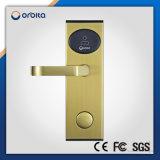 Blocage de porte de lecteur de cartes d'hôtel de système de blocage de clé de carte d'hôtel d'Orbita