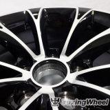 17 дюймов оправы колеса сплава автомобиля 19 дюймов для Audi