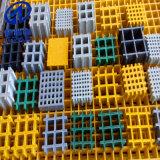 Grating moldado plástico do perfil de FRP