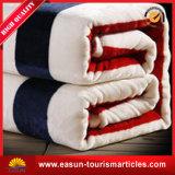 ホーム慰めの極度の柔らかい羊毛によってカスタマイズされるアクリル系毛布