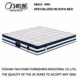 침실 가구 Fb915를 위한 방수 뜨개질을 한 직물 덮개를 가진 자연적인 유액 두창 봄 매트리스