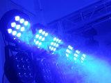 Het recentste Hete Nieuwe LEIDENE van de Disco van de Laagste Prijs 9PCS*10W DJ van de Verkoop Slanke Licht van het PARI