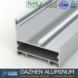 製造業者6063のアルジェリアアフリカの市場のWindowsのドアのためのT5アルミニウムプロフィール