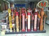 Pilares de acero materiales Titanium del pasamano (GM-504/GM-505)