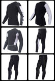 Compression Skin Fitness Calzoncillos deportivos transpirables Ropa deportiva
