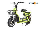 衝撃吸収材の女の子の電気モペットのバイク、電気モペットおよびスクーター6つの管