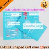 최신 주문 로고 선물 신용 카드 USB 섬광 드라이브 (YT-3101)