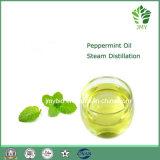 Huile essentielle naturelle de menthe poivrée, huile essentielle de menthe