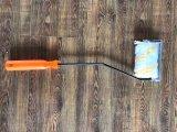 Balai matériel acrylique de rouleau de peinture avec le traitement en plastique
