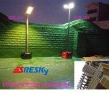 Éclairage LED solaire extérieur de détecteur de mouvement de Sreky pour le jardin