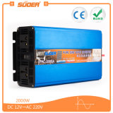 CC 12V di Suoer 2000W all'invertitore puro di energia solare dell'onda di seno di CA 220V (FPC-2000A)
